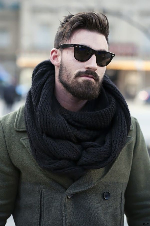 how to trim french beard