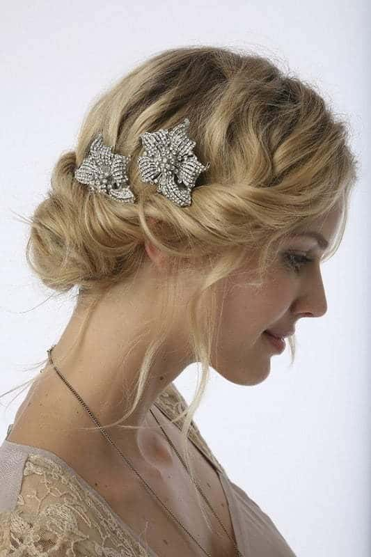 12 Glamorous Baby Shower Hairstyles For To Be Moms