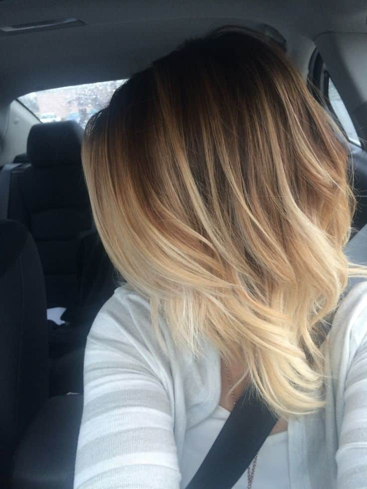 31 Best Balayage Hair Colors On Short Hair 2019