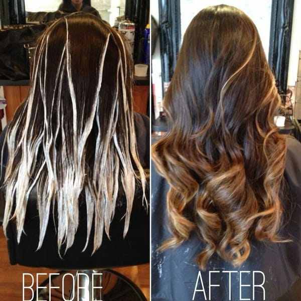 Balayage Vs Ombre Whats The Difference Hairstylecamp