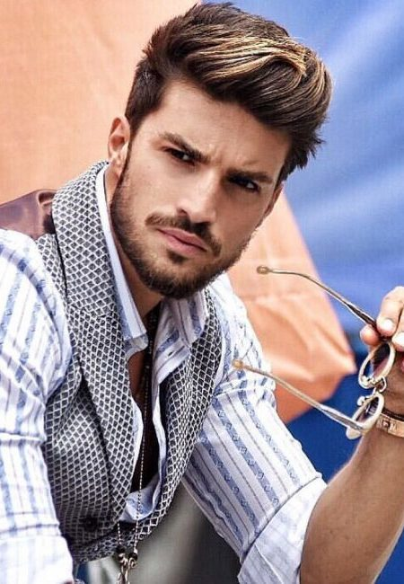 Nice Look Balbo Beard Styles For Men