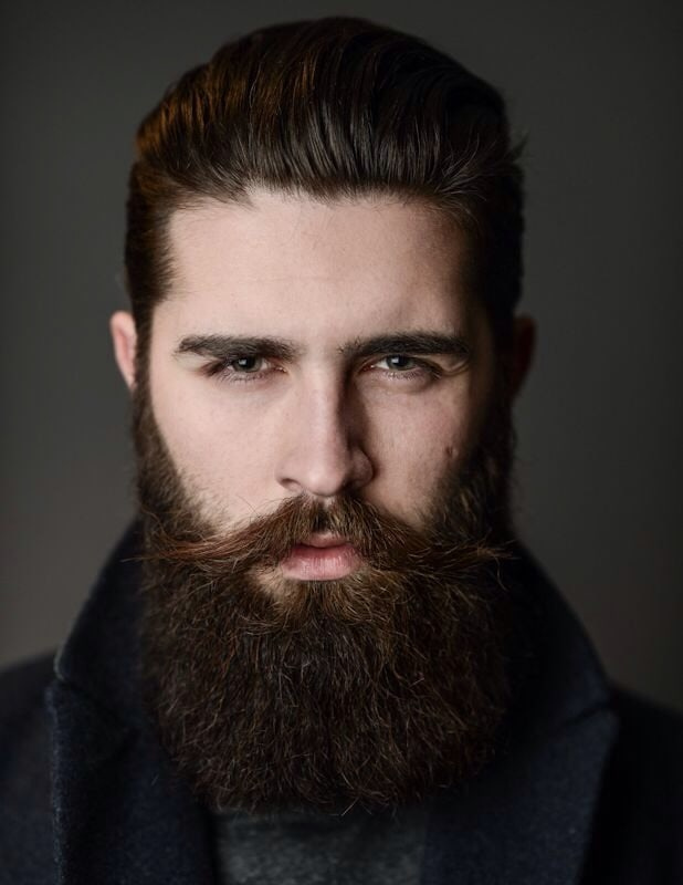 balbo hair style 10 handsome balbo beard styles to add class to your look 8959