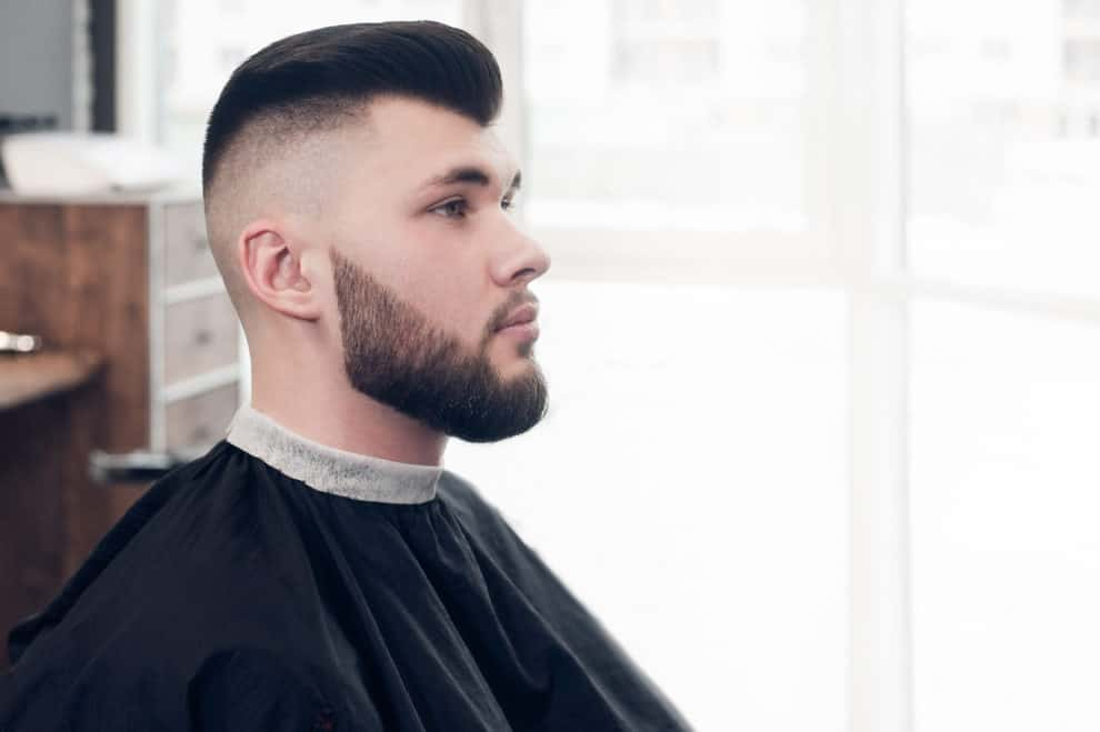 15 Stylish Bald Fade Hairstyles With Beard For 2021