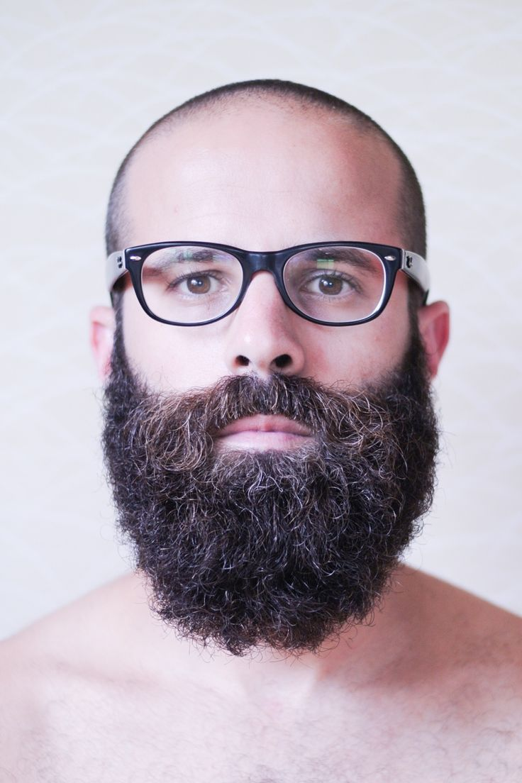 how to cut your own beard