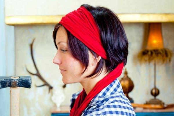 45 Best Bandana Hairstyles For Short Long Hair 2020 Guide