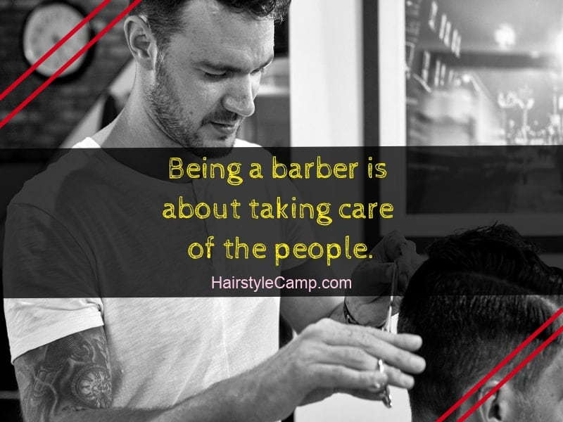 50 Most Popular Barber Quotes Memes Hairstylecamp