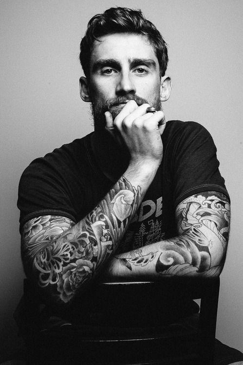 e347c05f1 10 Boldest Tattoo Ideas for Bearded Men