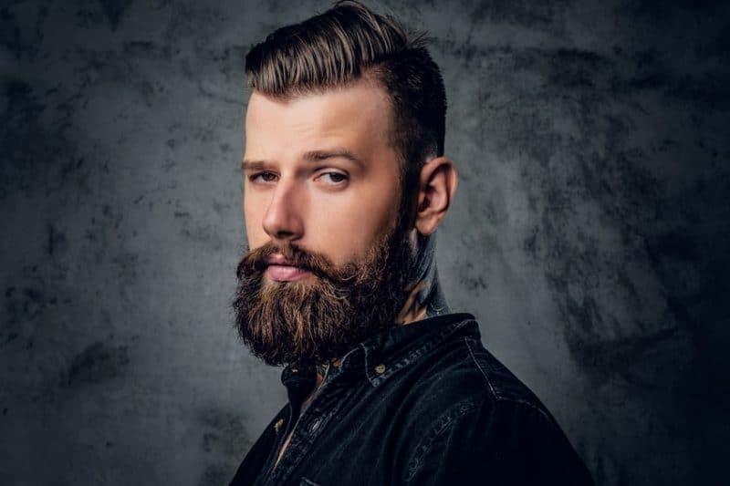 30 Ideal Short Hair Beard Combinations For A Killer Look