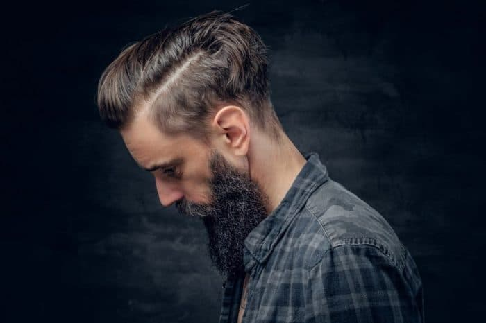 40 Ideal Short Hair Beard Combinations For 2020