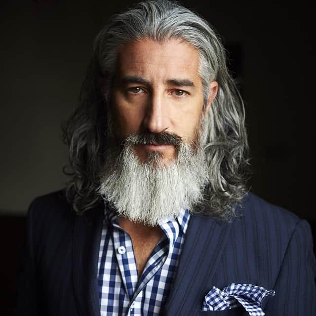 Long Beard Styles 45