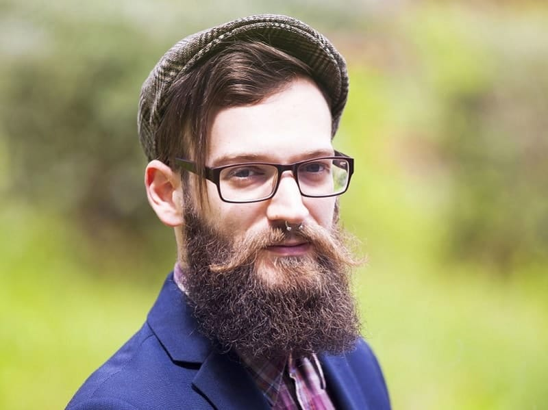 How To Rock A Bushy Beard The Best Way 20 Ideas
