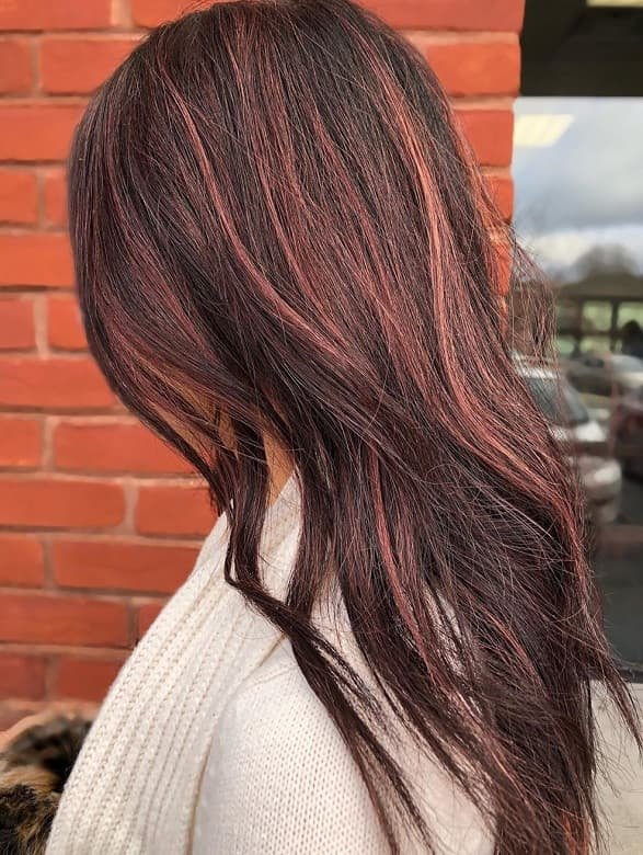 5 Superb Black Hairstyles With Pink Highlights To Explore