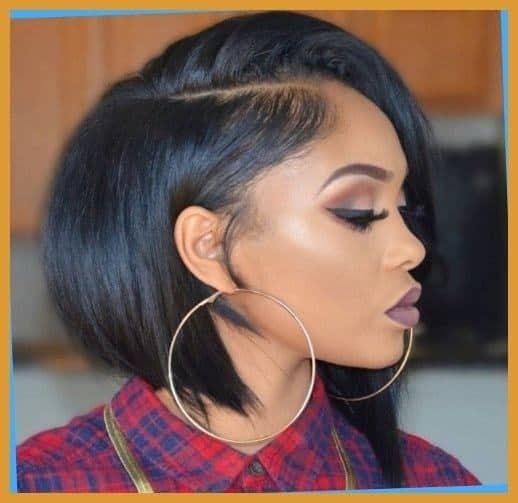 15 Classy Layered Bob Hairstyles For Black Women 2021