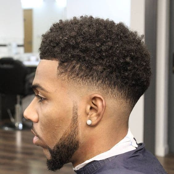 How To Get Curly Hair For Black Men Fast Hairstylecamp