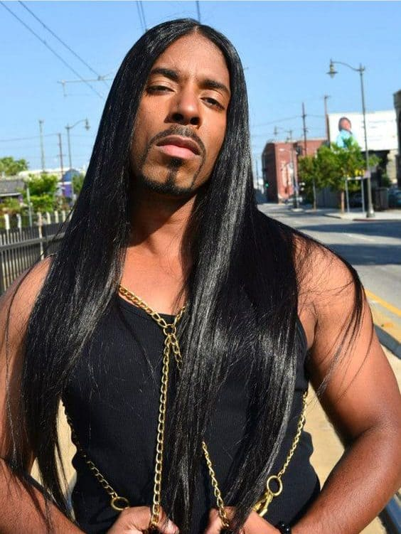 Black Men With Straight Hair 21 Handsome Looks For 2020
