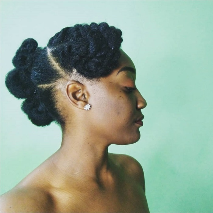 25 Must Have Updo Hairstyles For Black Women Hairstylecamp