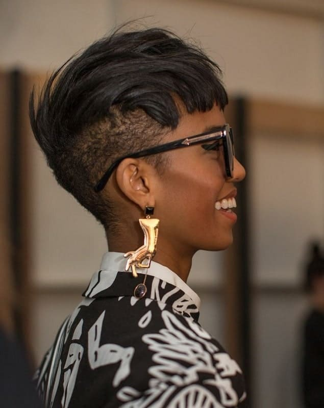 101 Majestic Short Natural Hairstyles For Black Women 2020