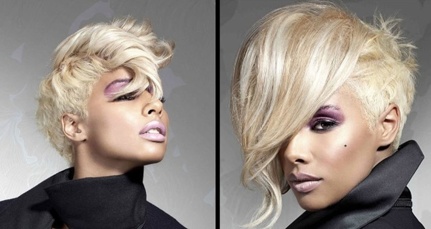 7 Amazing Blonde Hairstyles For Black Women Hairstylecamp