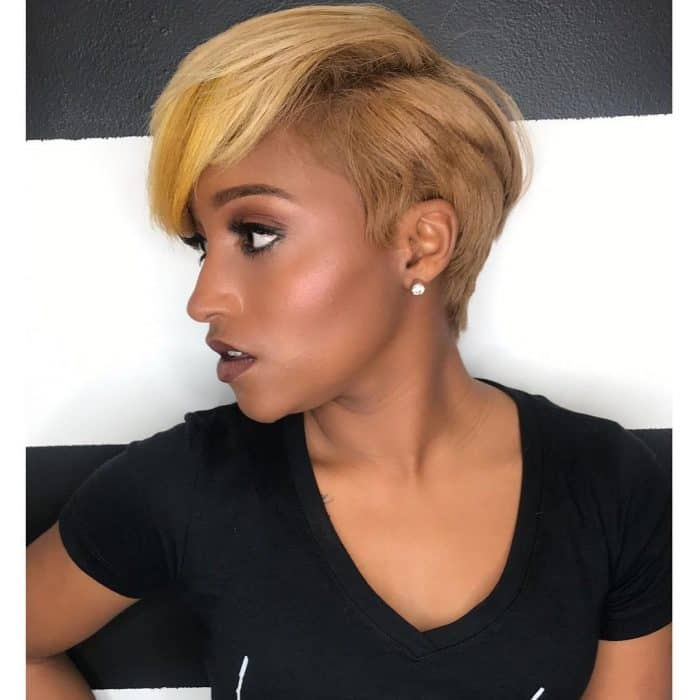 11 Blonde Hairstyles For Black Girls To Flaunt This Year