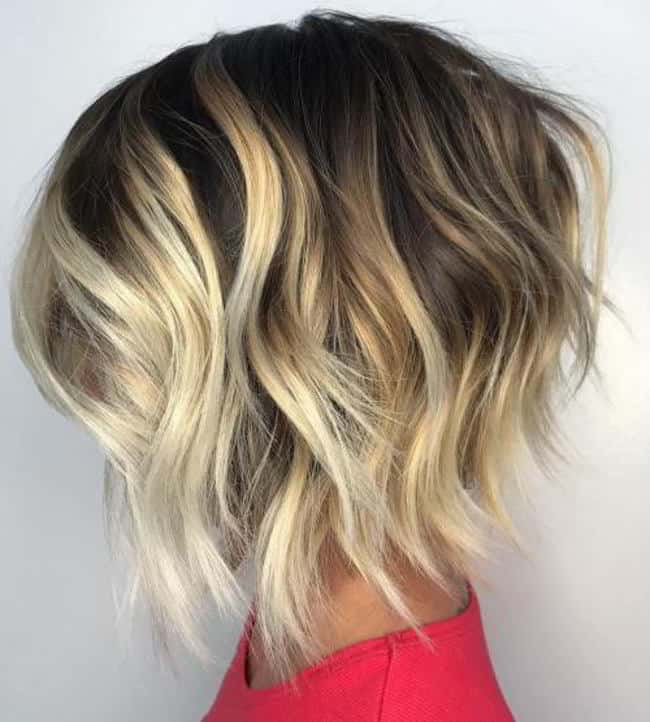 Top 15 Short Hairstyles With Blonde Highlights 2020