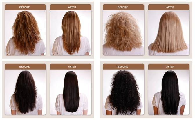Brazilian Blowout Guide Process Before Amp After Dangers