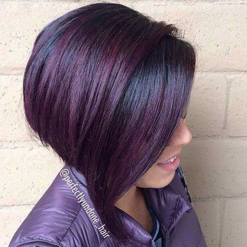 70 Beautiful Blue And Purple Hair Color Ideas Hairstylecamp