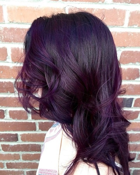 60 Beautiful Blue And Purple Hair Color Ideas Hairstylecamp