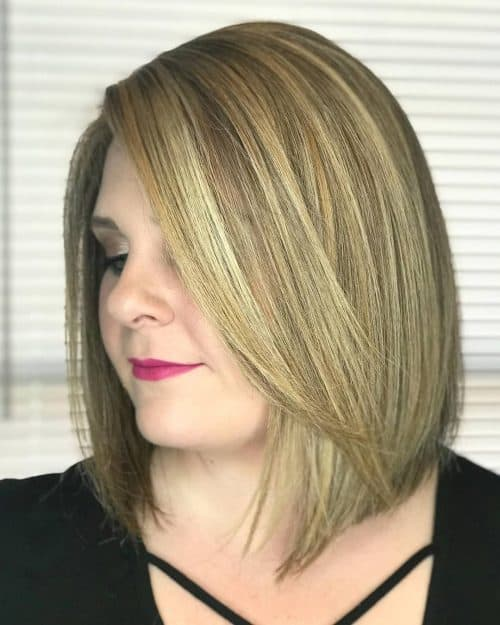 35 Incredible Bob Haircuts For Round Faces 2020 Trends