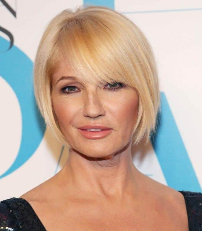 11 Bob Cuts for Fine,Haired Women Over 50 \u2013 HairstyleCamp