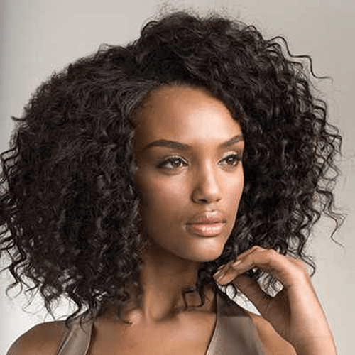 Brushing Forwards From The Base Will Help To Give Your Fringe Extra Volume  For A Really Glamorous Hairstyle That Can Also Be Worn For Every Day.