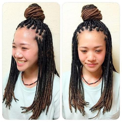 35 Artistic Medium Box Braids Women Love Hairstylecamp