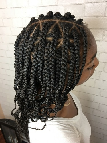 30 Artistic Medium Box Braids Women Love Hairstylecamp