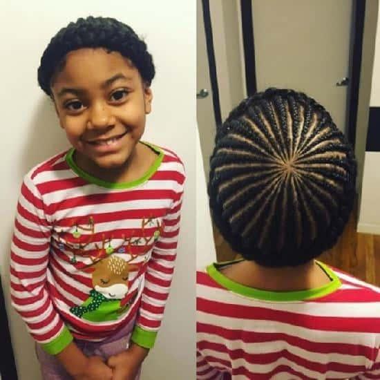 20 Striking Box Braids For Little Girls 2019 Hairstylecamp