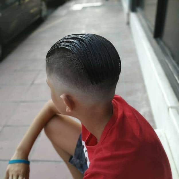 Top 10 Boys Haircuts With Long Top Short Sides Hairstylecamp