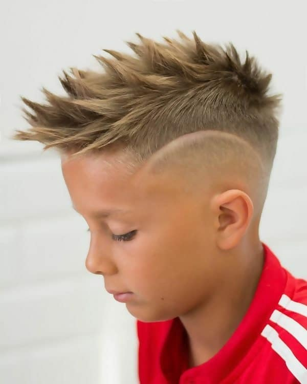 Cool 14 Faux Hawk Hairstyles For Boys To Steal The Limelight Schematic Wiring Diagrams Amerangerunnerswayorg