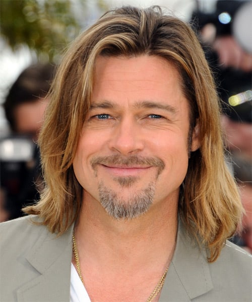Top 12 Brad Pitt Haircuts for Attractive Look - HairstyleCamp