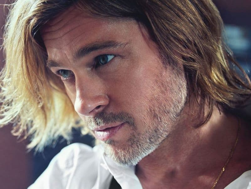 How To Style Brad Pitt Beard Like A Boss 7 Classic Looks