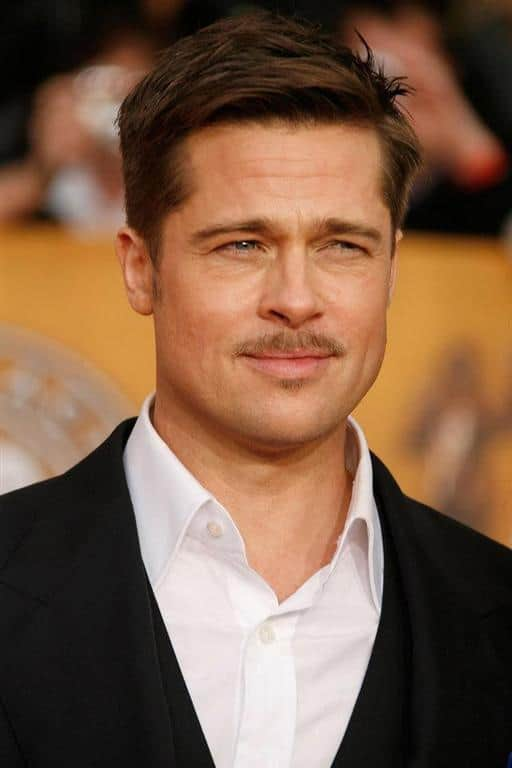 Top 12 Brad Pitt Haircuts for Attractive Look – HairstyleCamp