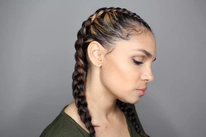 Fabulous 5 Plush Braids Styles For Mixed Girls To Rock 2020 Natural Hairstyles Runnerswayorg