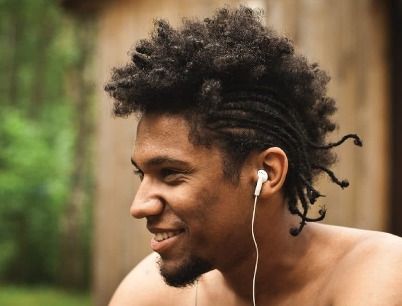 Black Hair Styles For Men: 21 Great Braided Hairstyle Ideas For Black Men [2019]