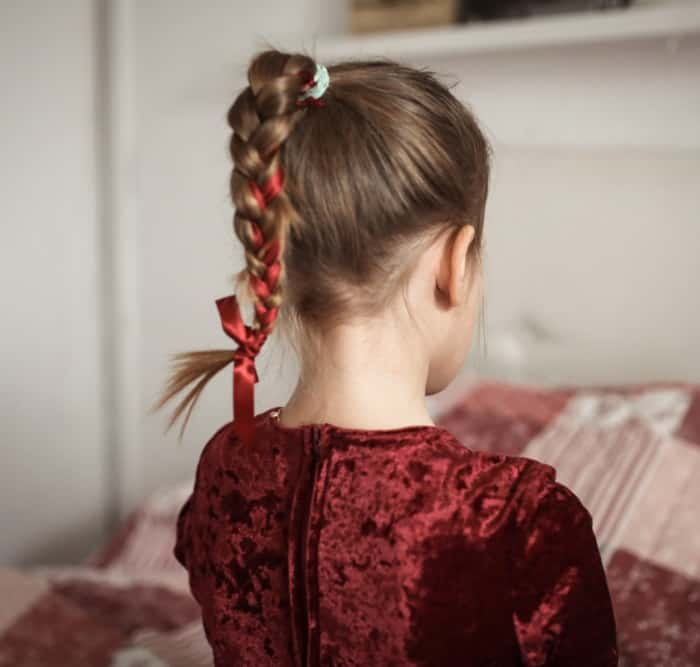 10 Cute And Adorable Ponytails For Little Girls Hairstylecamp