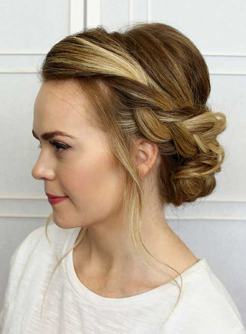 Braided Updos 33
