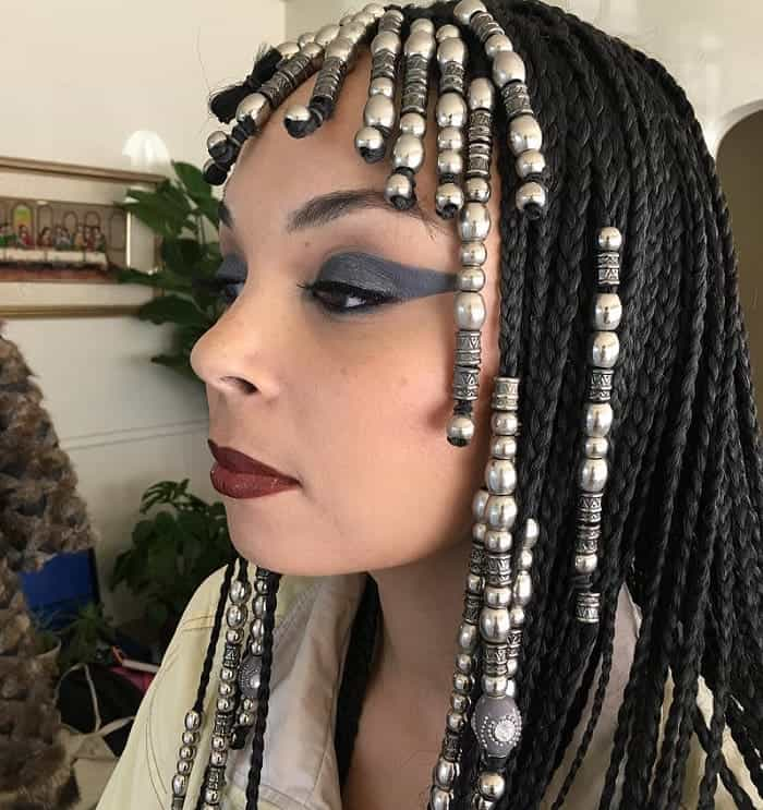 15 Amazing Braids With Beads Hairstyles For Women