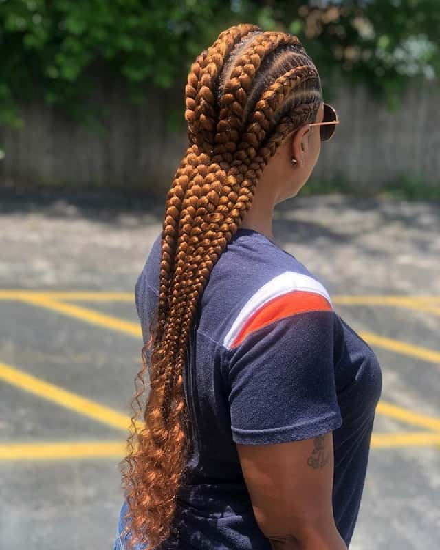 Hairstyles For Girls Braids With Weave : Cute Braided ...
