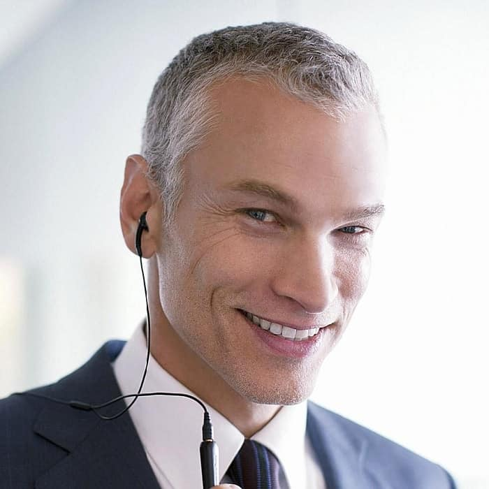 Businessman Hairstyle: 23 Office-Ready Haircuts For Businessmen + How To Style