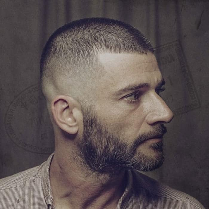 Tremendous How To Get A Buzz Cut Style With Beard That Looks Good Schematic Wiring Diagrams Phreekkolirunnerswayorg
