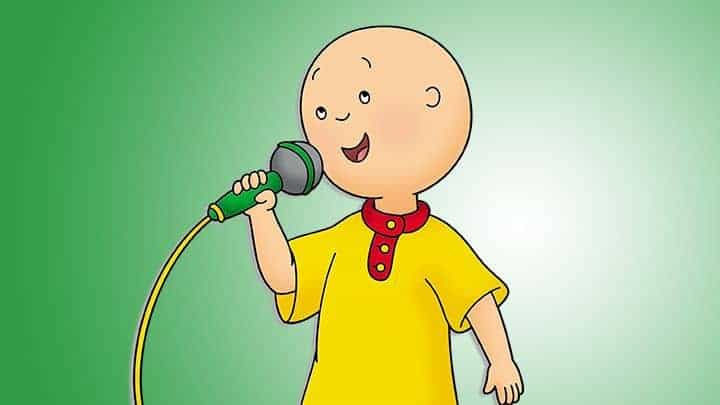 Why Does Caillou Have No Hair? - HairstyleCamp