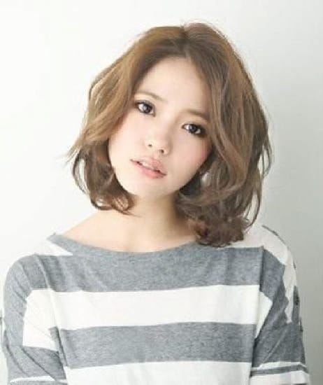 chinese haircut with short waves