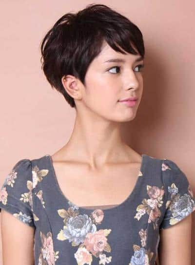 Love short Chinese hairstyles? If you have a slimmer face and if you want to highlight your features, you can go for a haircut that goes above your neck and ...