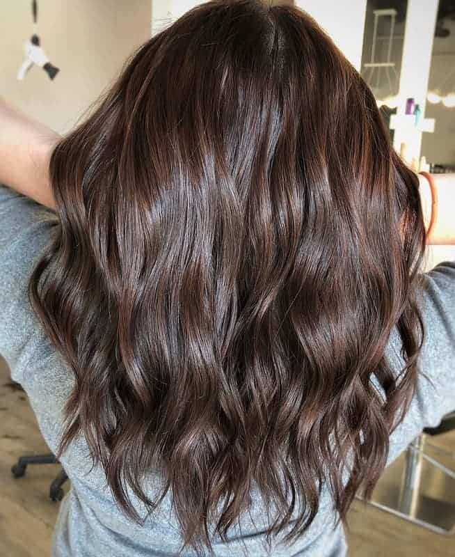 50 Beautiful Chocolate Brown Hair Color Ideas 2020 Guide,Home Is Where The Heart Is Movie